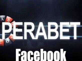 Perabet Facebook