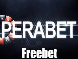 Perabet Freebet